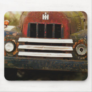 Antique International Harvester Truck Mouse Mat