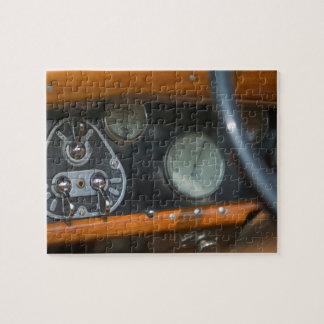 antique jaguar 2 jigsaw puzzle