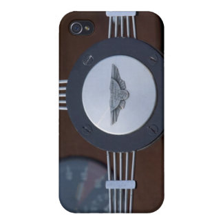 antique jaguar 3 case for the iPhone 4