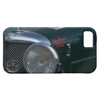 antique jaguar iPhone 5 case