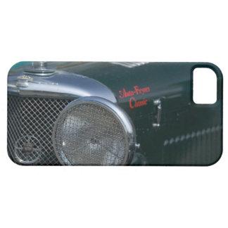 antique jaguar iPhone 5 covers