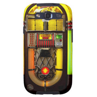 Antique Jukebox Galaxy S3 Case