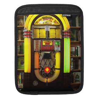 Antique Jukebox iPad Sleeve