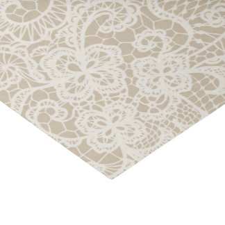 Antique Lace Tissue Paper