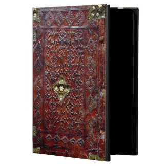 Antique Leather Book Bibliophile iPad Air Cover