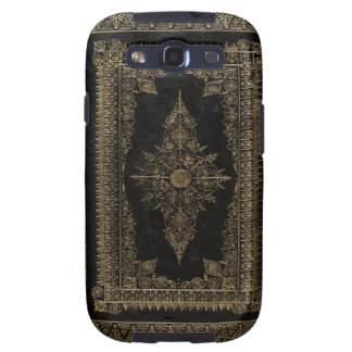 Antique Leather Bound Book Phone Cover Samsung Galaxy S3 Covers