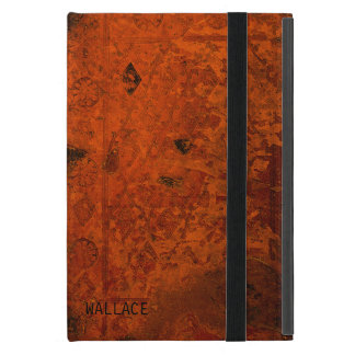 Antique Leather Bound Hundreds of Years Old Cover For iPad Mini