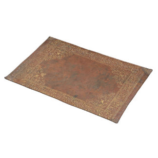 Antique Leather look Placemat