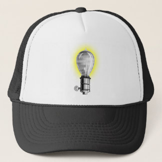 Antique Lightbulb Trucker Hat