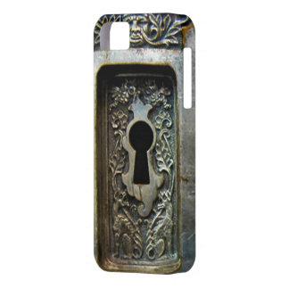 antique lock iphone iPhone 5 cases