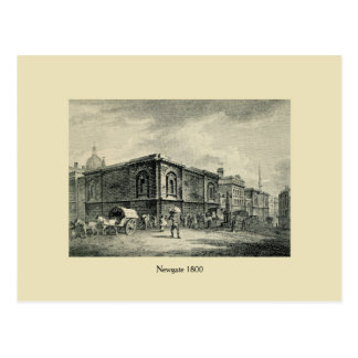 Antique London 1800 Newgate Post Cards