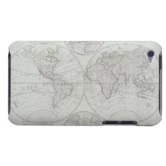 Antique Map 2 iPod Touch Case-Mate Case
