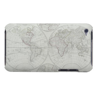 Antique Map 2 iPod Touch Cover