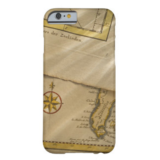 Antique map barely there iPhone 6 case