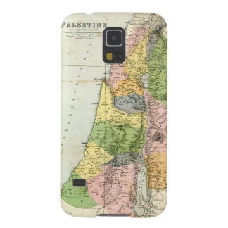 Antique Map - Biblical Palestine Galaxy S5 Case