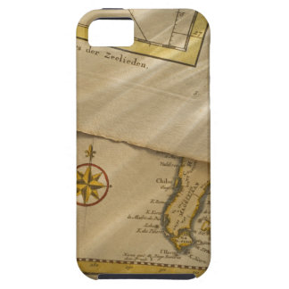 Antique map case for the iPhone 5
