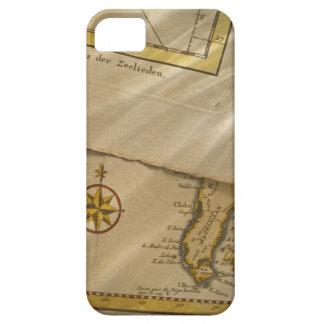 Antique map iPhone 5 case