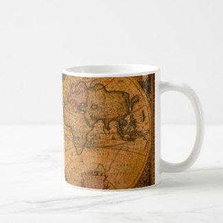 ANTIQUE MAP Mug