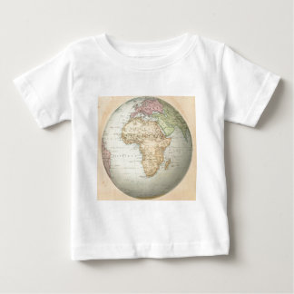 Antique map of Africa Baby T-Shirt