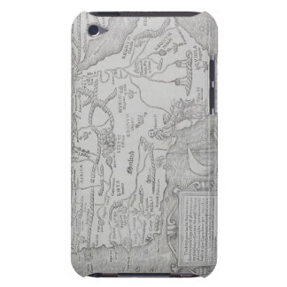 Antique Map of Africa iPod Case-Mate Case