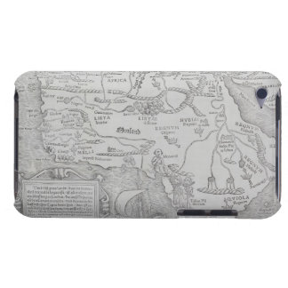 Antique Map of Africa iPod Touch Case-Mate Case