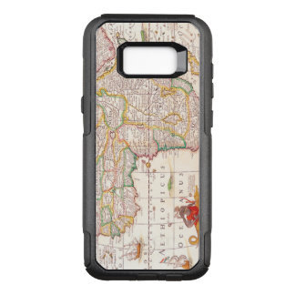 Antique Map of Africa OtterBox Commuter Samsung Galaxy S8+ Case