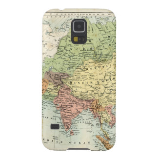 Antique map of Asia Case For Galaxy S5