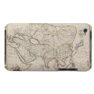 Antique Map of Asia iPod Touch Cases