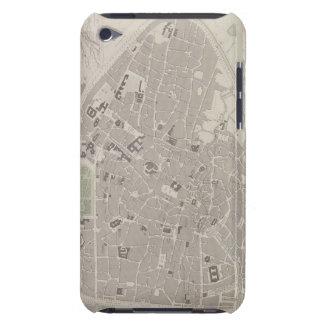 Antique Map of Belgium 2 iPod Touch Case
