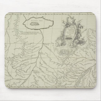 Antique Map of China Mouse Mat