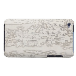 Antique Map of Croatia iPod Touch Case-Mate Case