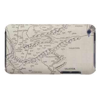Antique Map of Eastern Europe Barely There iPod Cover