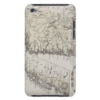 Antique Map of Norway Barely There iPod Case