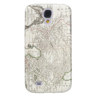 Antique Map of Persia- Iran, Afghanistan, & Iraq Samsung Galaxy S4 Cover