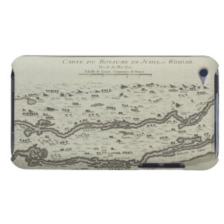 Antique Map of Persian Gulf iPod Touch Case