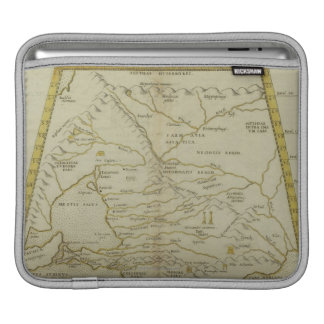 Antique Map of Russia iPad Sleeve