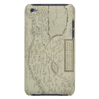 Antique Map of the Holy Land iPod Touch Case