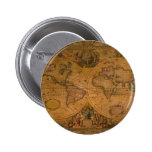ANTIQUE MAP PIN