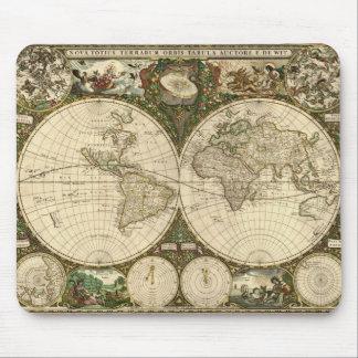Antique Map Series Mouse Mat