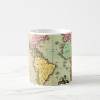 Antique Maps of the WorldMap of South East AsiaW 5 Coffee Mug