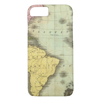Antique Maps of the WorldMap of South East AsiaW 5 iPhone 7 Case