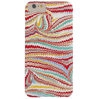 Antique Marbled Paper iPhone Case