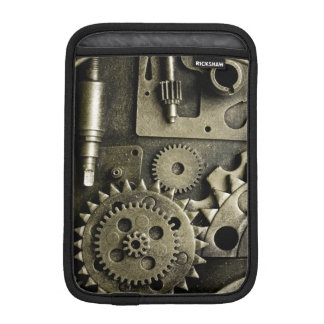 Antique Mechanical Gears Manly iPad Mini Sleeves