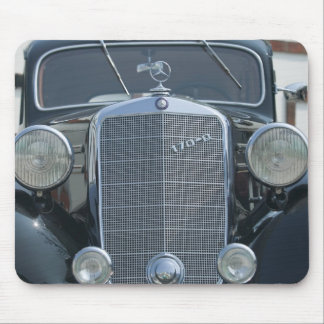 antique mercedes 2 mousepad