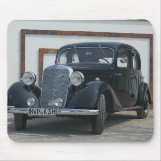 antique mercedes 3 mouse pads