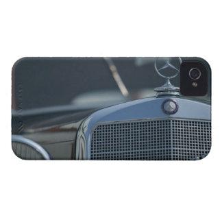 antique mercedes 4 iPhone 4 Case-Mate cases