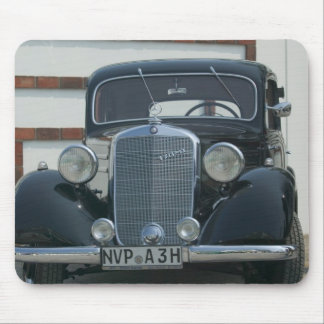 antique mercedes mousepads