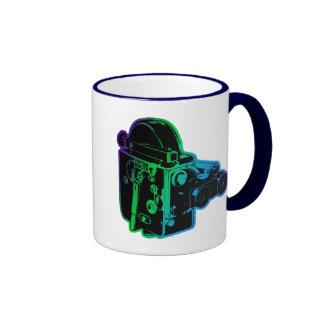 antique-movie-cam coffee mug