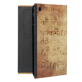 Antique Music Cover For iPad Mini