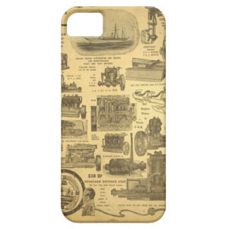 Antique Newspaper Advertisement iPhone Cover iPhone 5 Case
